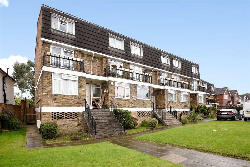 2 Bedrooms Apartment Flat for sale in Flat 12, Russell Mead, 651 Kenton Lane, HA3
