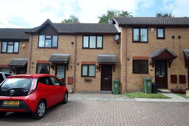 2 Bedrooms Terraced House for sale in Glebefield Gardens, Cosham, Portsmouth, Hampshire, PO6 3UP