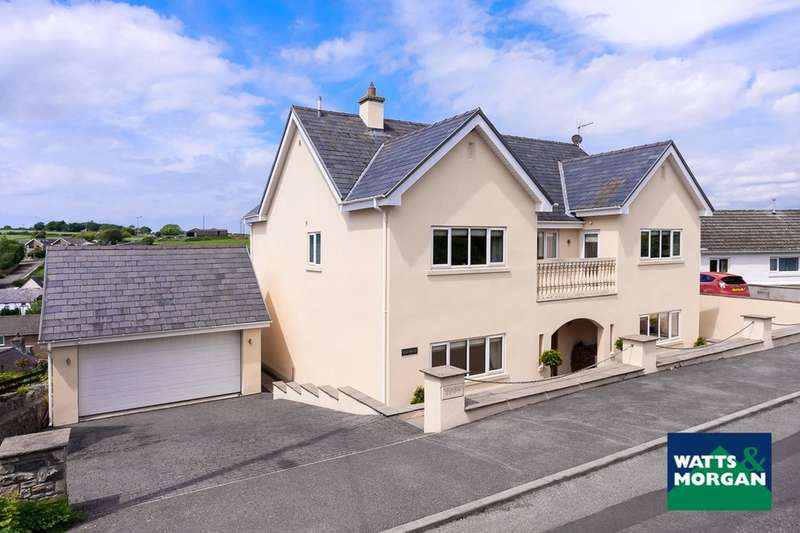 4 Bedrooms Detached House for sale in Fox House, Penylan Road, St Brides Major, Vale of Glamorgan, CF32 0SB