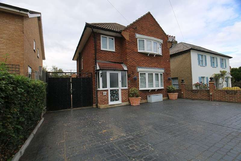 3 Bedrooms Detached House for sale in Gravel Road, Bromley, London, BR2 8PN