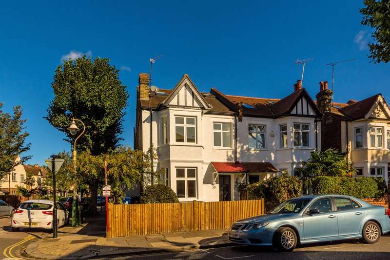 4 Bedrooms House for sale in Dorset Road, South Ealing, W5