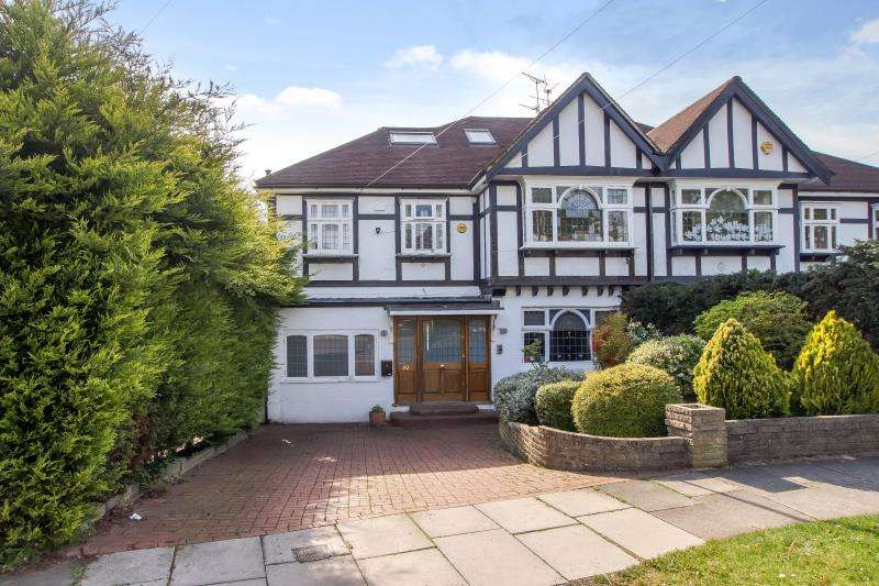 5 Bedrooms House for sale in Deansway, East Finchley