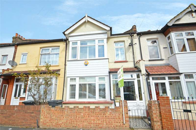 3 Bedrooms Terraced House for sale in Macclesfield Road, South Norwood