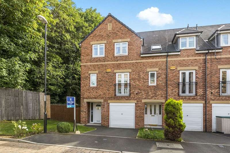 5 Bedrooms Terraced House for sale in Lakeside Gardens, Washington, NE38