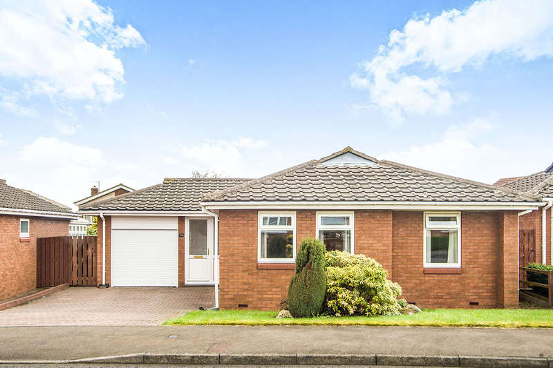 3 Bedrooms Detached Bungalow for sale in Grosvenor Way, Chapel Park, Newcastle Upon Tyne, NE5