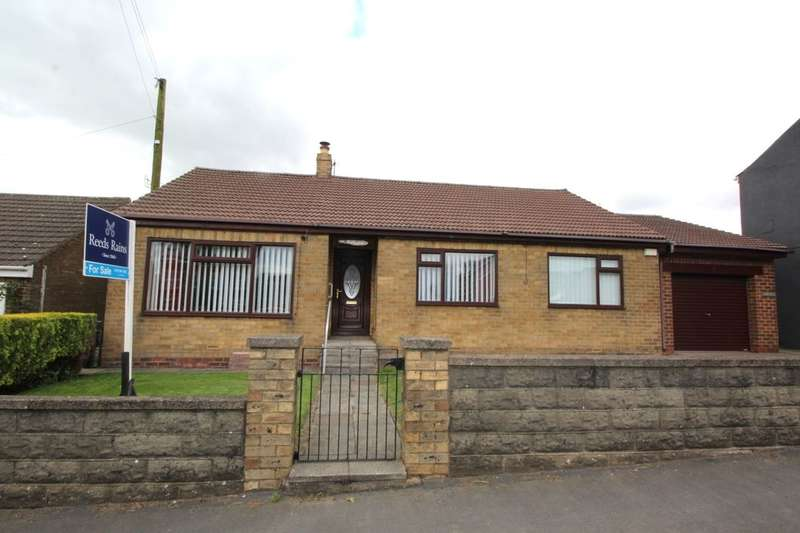 3 Bedrooms Detached Bungalow for sale in Front Street North, Cassop, Durham, DH6