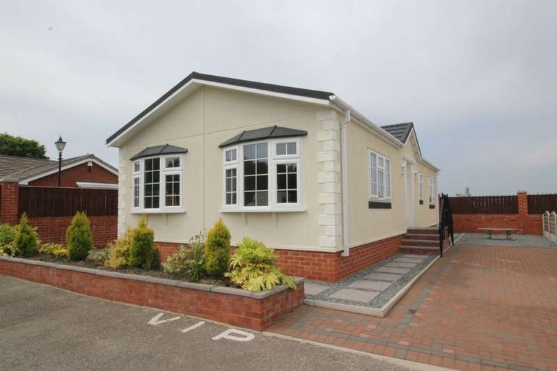 2 Bedrooms Detached Bungalow for sale in West Sherburn, Durham, DH1