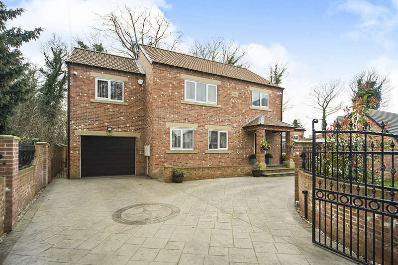5 Bedrooms Detached House for sale in Byram Park Avenue, Byram, Knottingley, WF11