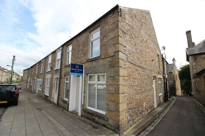 3 Bedrooms Terraced House for sale in Front Street, Stanhope, Bishop Auckland, DL13