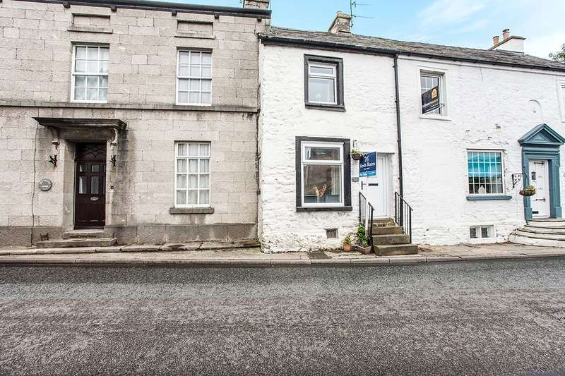 2 Bedrooms Property for sale in Hutton House Cottage Main Street, Burton, CARNFORTH, LA6