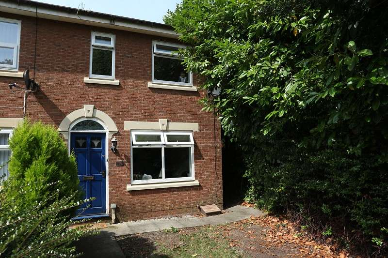 2 Bedrooms Property for sale in Germander Close, Liverpool, Merseyside. L26 7AJ
