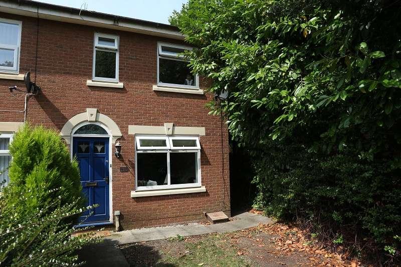 2 Bedrooms Property for sale in Germander Close, Liverpool, Merseyside. L26 7AJ
