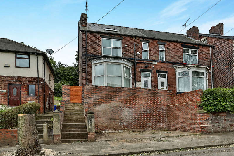 4 Bedrooms Semi Detached House for sale in Abbeyfield Road, Sheffield, S4