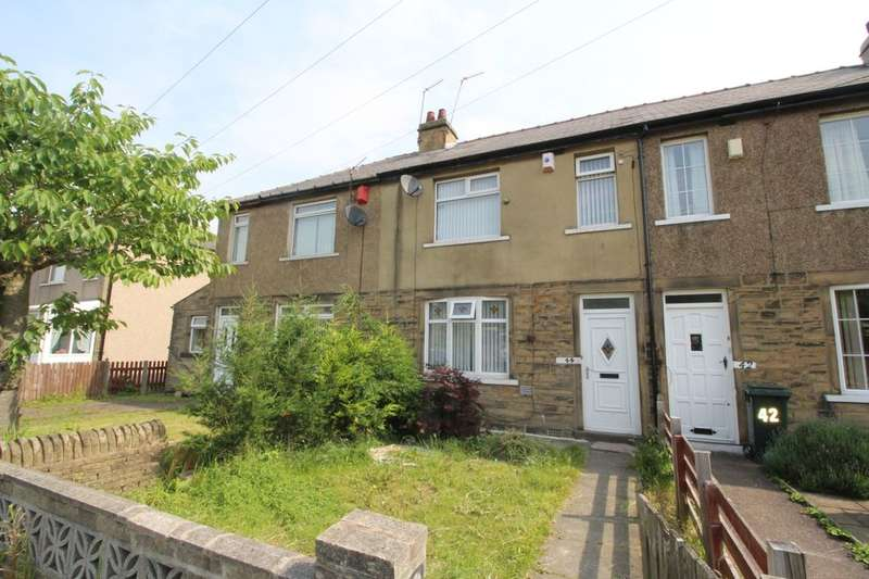 3 Bedrooms Terraced House for sale in Carr Bottom Road, Bradford, BD5