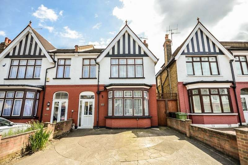 4 Bedrooms Semi Detached House for sale in Bellingham Road, London, SE6