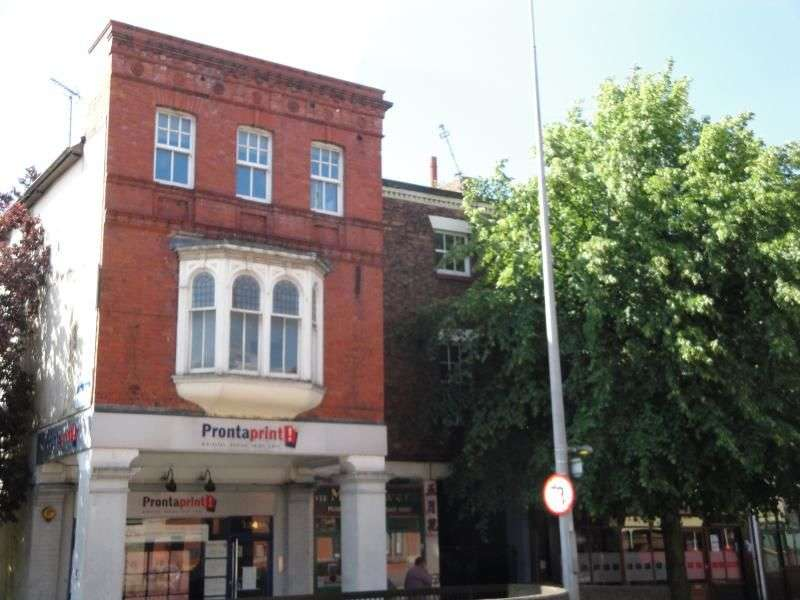 1 Bedroom Flat for sale in Foregate Street, Chester, CH1