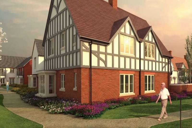 2 Bedrooms Flat for sale in Bronte, Frog Lane Gatesheath, Tattenhall, Chester, CH3