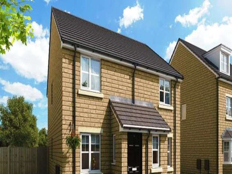 2 Bedrooms Property for sale in Highgrove Place, Burnley, BB11