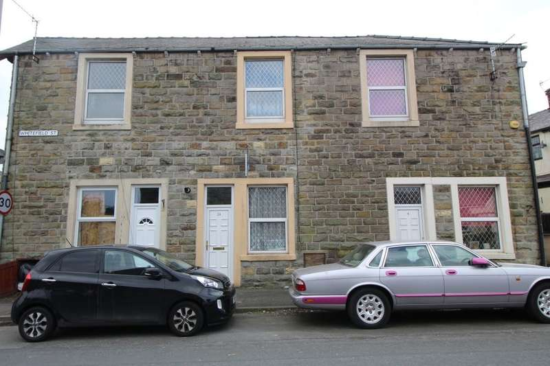 1 Bedroom Property for sale in Whitefield Street, Hapton, Burnley, BB12