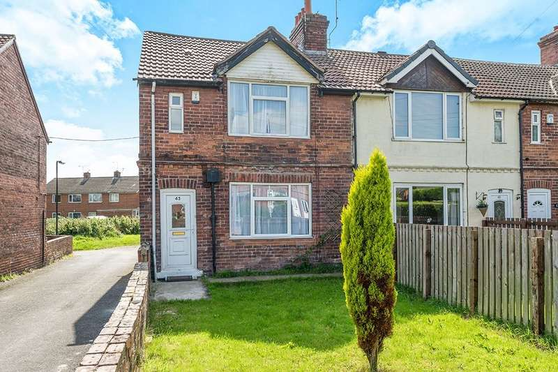 3 Bedrooms Terraced House for sale in Katherine Road, Thurcroft, Rotherham, S66