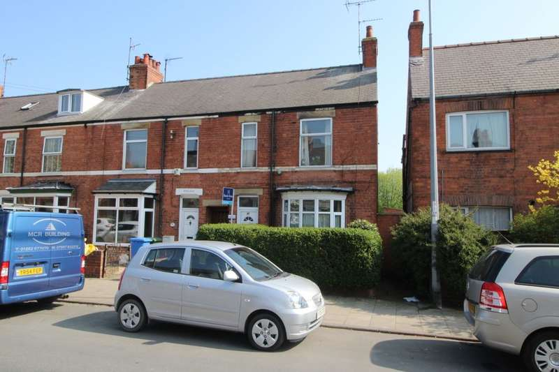 1 Bedroom Flat for sale in A St. Johns Avenue, Bridlington, YO16