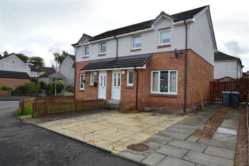 3 Bedrooms Semi Detached House for sale in Douglas Crescent, Hamilton