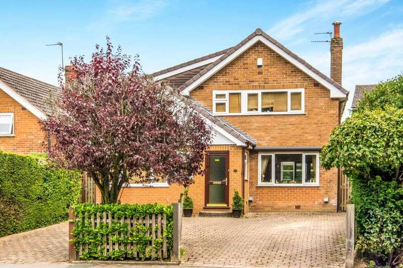 4 Bedrooms Detached House for sale in Silverdale Road, Gatley, Cheadle, SK8