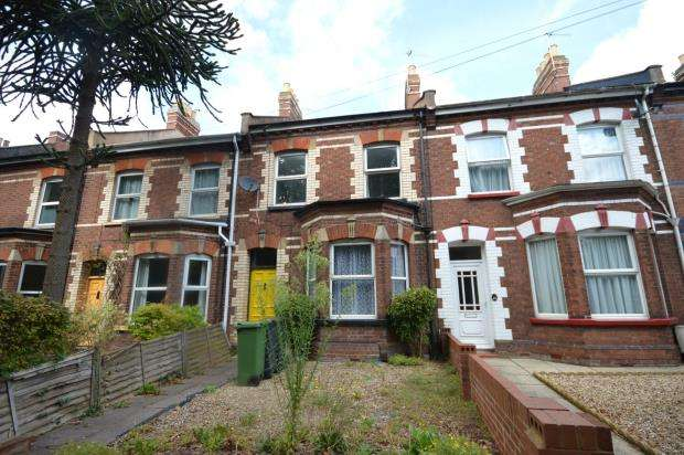 2 Bedrooms Flat for sale in Fore Street, Heavitree, Exeter, Devon