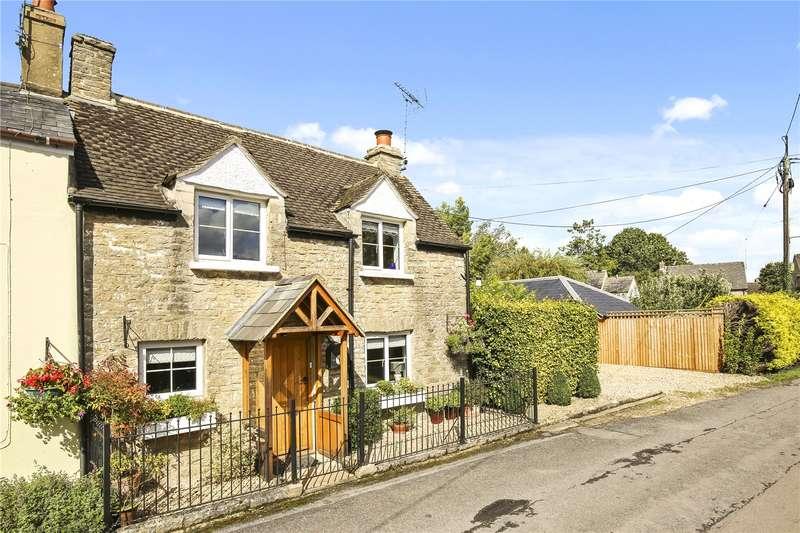 3 Bedrooms Semi Detached House for sale in Park Place, Ashton Keynes, Swindon, Wiltshire, SN6