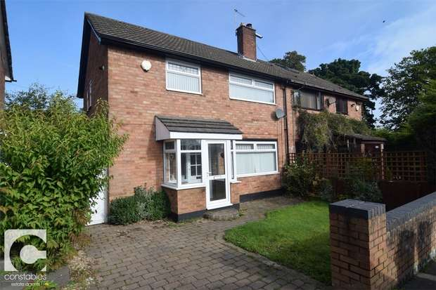 3 Bedrooms Semi Detached House for rent in Hazeldene Way, Thingwall, Wirral, Merseyside