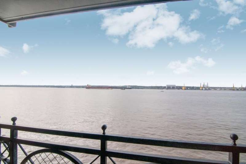 2 Bedrooms Flat for sale in South Ferry Quay, Liverpool, L3