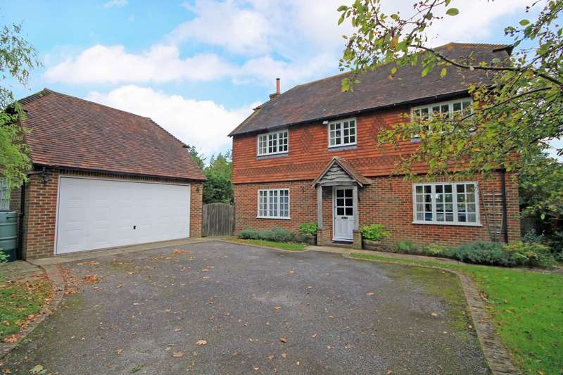 4 Bedrooms Detached House for sale in Butts Orchard, Kirdford, RH14