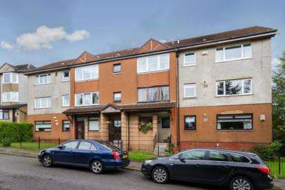 3 Bedrooms Flat for sale in Sandaig Road, Glasgow, Lanarkshire