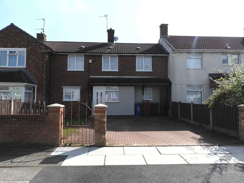 2 Bedrooms Terraced House for sale in Hartwood Road, Kirkby