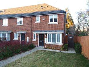 3 Bedrooms End Of Terrace House for sale in Astley Terrace, Hastings Road, Maidstone, Kent