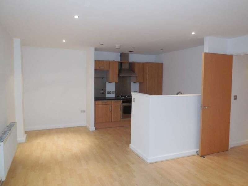 2 Bedrooms Apartment Flat for rent in Regents Quay, Leeds