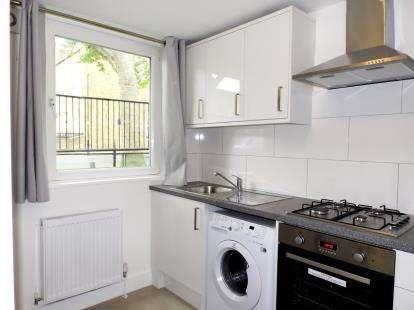 1 Bedroom Flat for sale in Beachcroft Way, London
