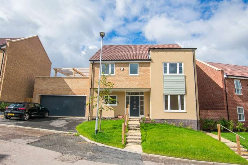 4 Bedrooms Detached House for sale in Eden Villas, Harp Hill, GL52 5AJ