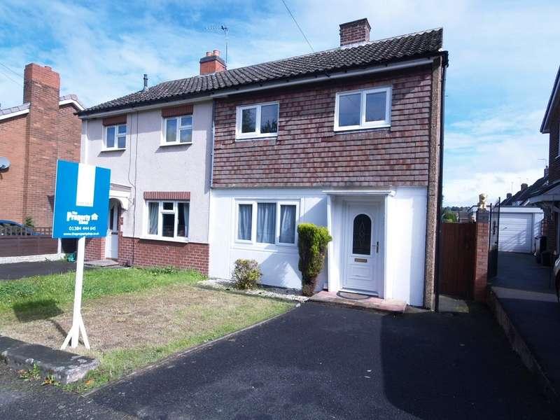 2 Bedrooms Semi Detached House for sale in Bushey Fields Road, Dudley