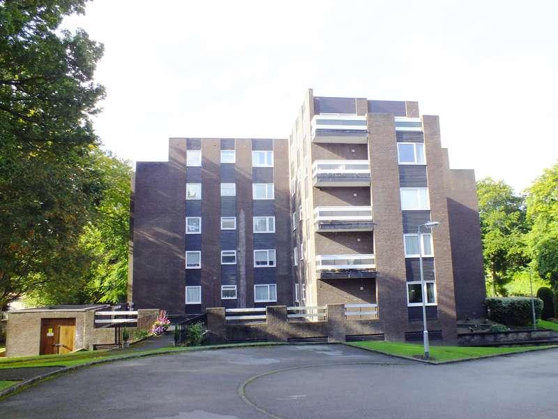 2 Bedrooms Apartment Flat for sale in Woodville Court, Roundhay, Leeds, LS8 1JA