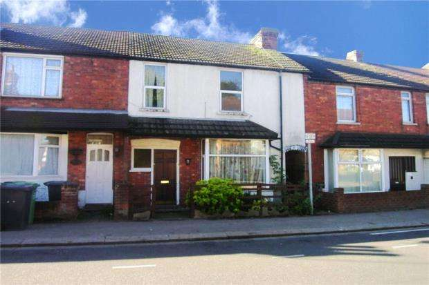 4 Bedrooms Terraced House for sale in Dordans Road, Luton