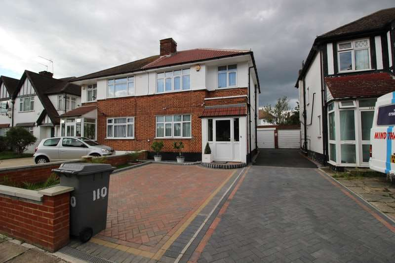 3 Bedrooms Semi Detached House for sale in The Mall, Harrow, Middlesex, HA3
