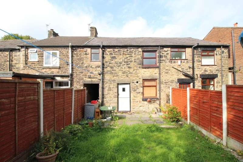 3 Bedrooms Terraced House for sale in Brook Street, Adlington, Chorley, PR6