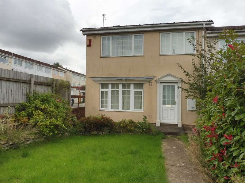 3 Bedrooms Terraced House for sale in Bryn Pinwydden, Cardiff