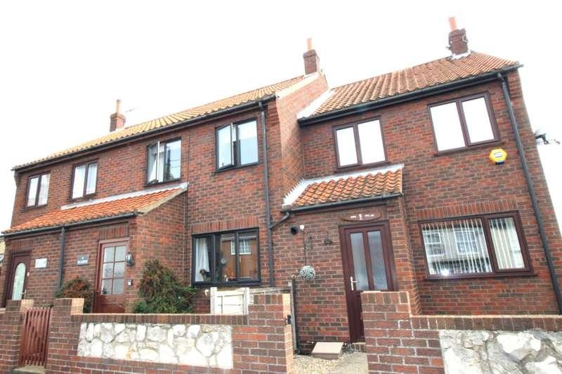 2 Bedrooms Terraced House for sale in High Street, Flamborough, Bridlington, YO15
