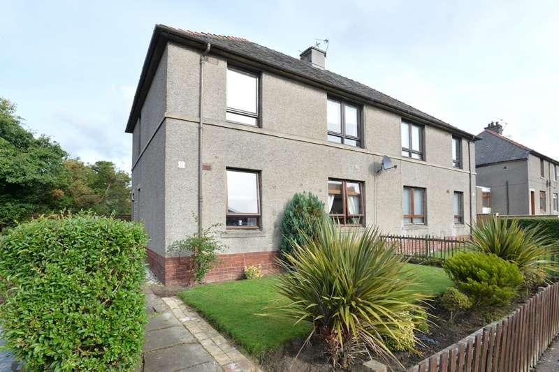 1 Bedroom Flat for sale in Lothian Street, Bathgate, West Lothian, EH48 4AW