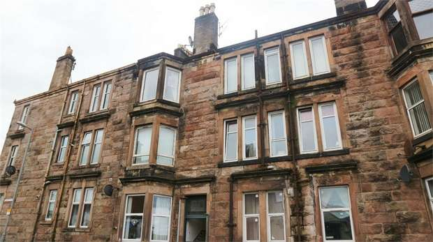 1 Bedroom Flat for sale in 1 Tarbet Street, Gourock, Inverclyde