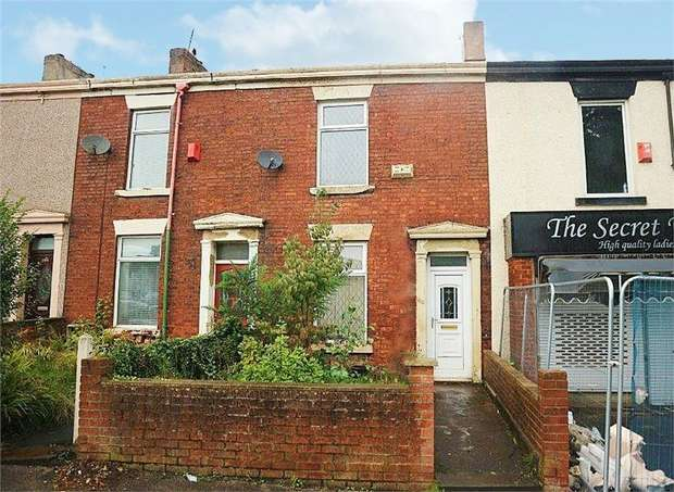 2 Bedrooms Terraced House for sale in Redlam, Blackburn, Lancashire