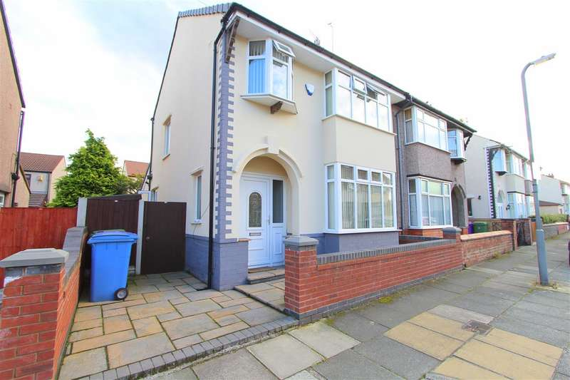 3 Bedrooms Semi Detached House for sale in Guernsey Road, Old Swan, Liverpool