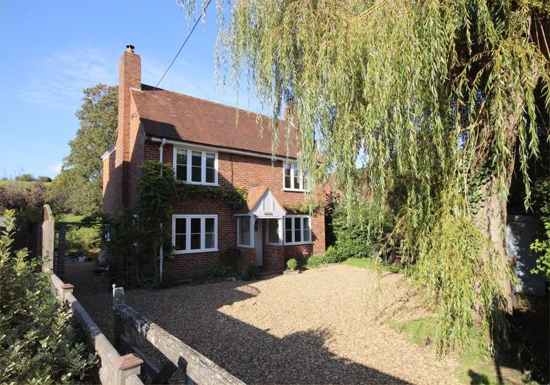 4 Bedrooms Detached House for sale in Harpsden, Henley-On-Thames, RG9